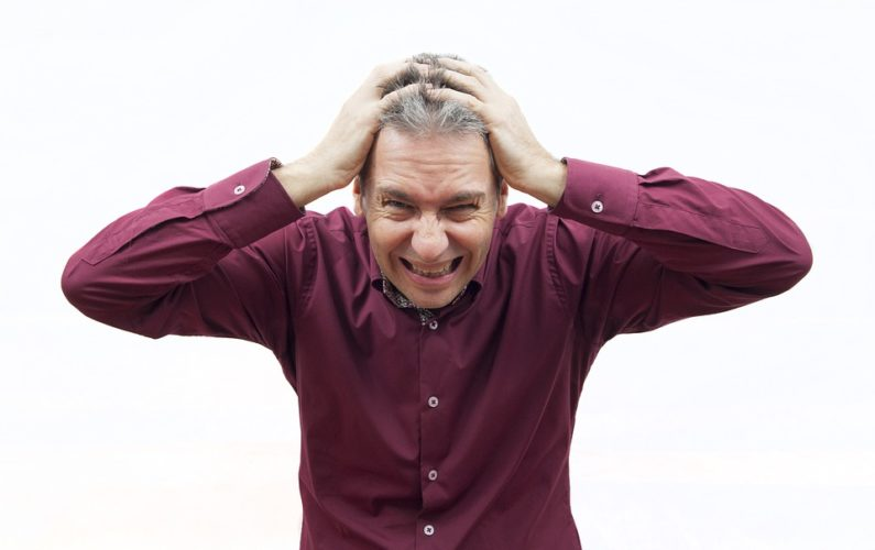 Wpływ stresu na zdrowie i życie.